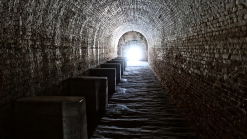 During the Endicott Period, the casemates of Fort Pickens were retrofitted to support a submerged mine system that could seal Pensacola Pass on short notice. Such systems became integral to coastal defense during the era of ironclads and armored cruisers.