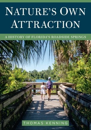 Natures Own Attraction COVER